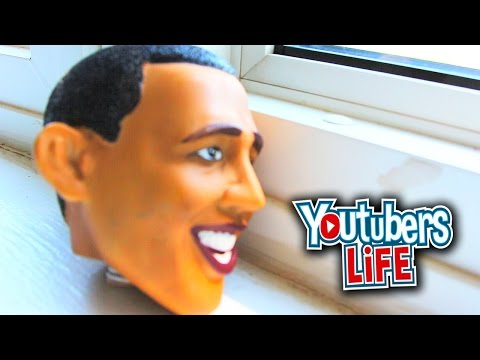 The YouTuber's Life Song (Feat. Obama Tha Bobblehead) [Official Music Video]