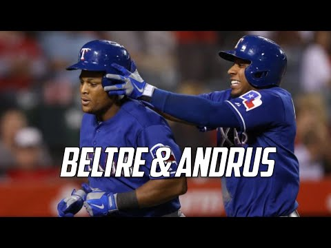 MLB | Adrian Beltre & Elvis Andrus