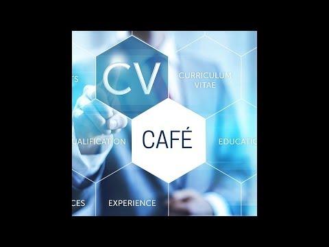 Curriculum Vitae (CV) Cafe