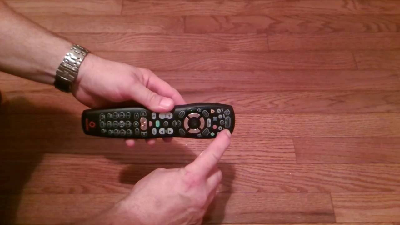 How To Program Your New Rogers Cable Remote Youtube