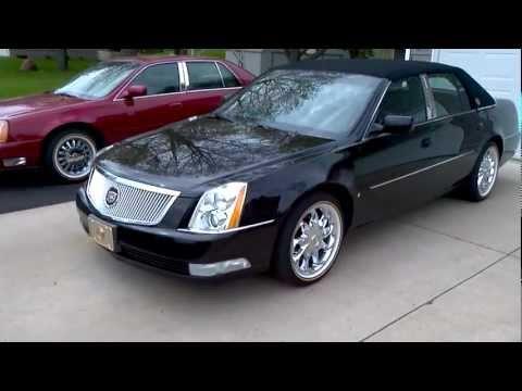 Cadillac Dts And Cadillac Dhs Youtube