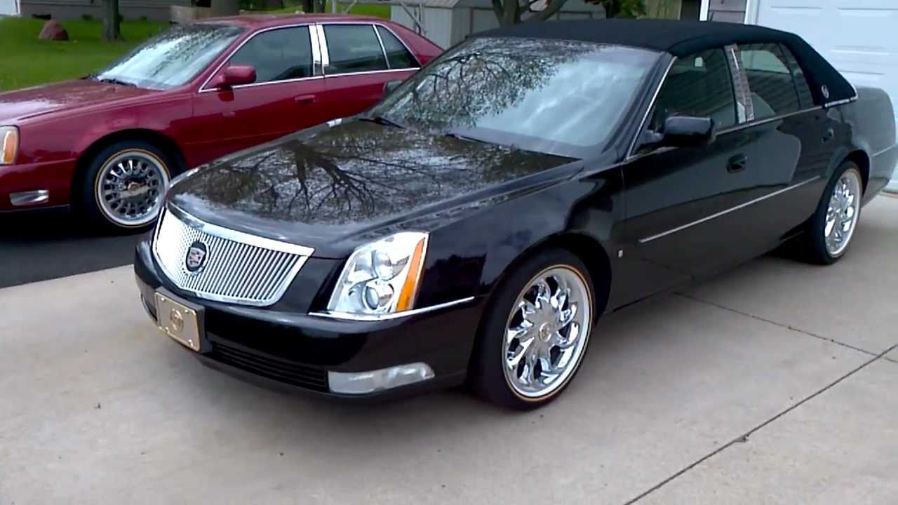 Cadillac Dts And Cadillac Dhs Youtube