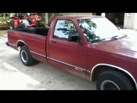 Patterson Truck Stop >> 1992 Chevy S10 Tahoe on GovLiquidation.com - YouTube
