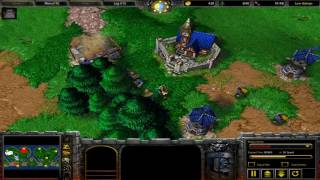 Warcraft III Heart to Heart Humans vs  Humans Won 1080p HD