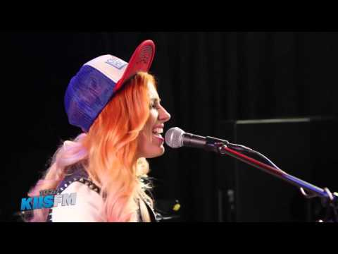 Bonnie McKee Medley of Hit Songs Live Performance