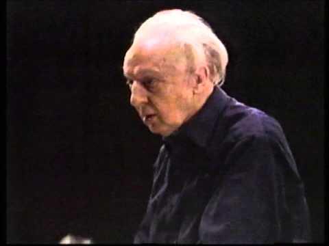Stokowski Rehearsal - Beethoven 'Leonore' No. 3 Overture