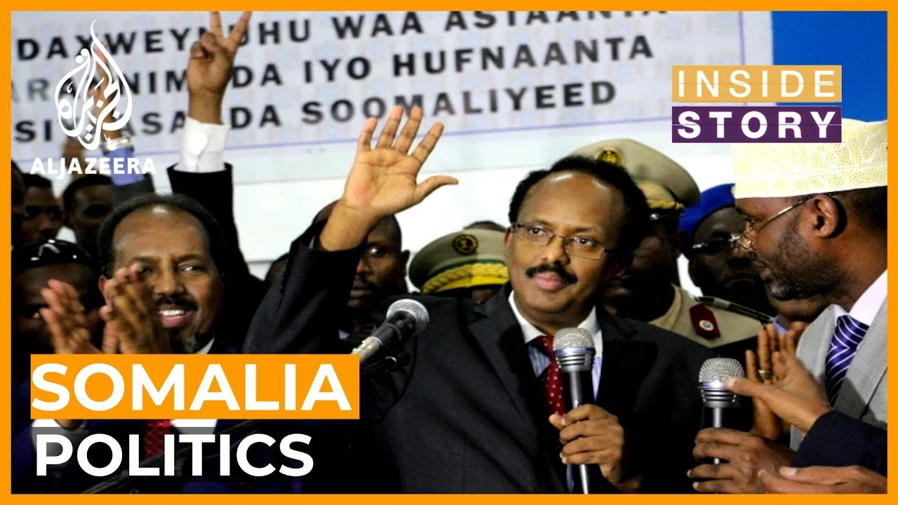 Who's in charge in Somalia? | Inside Story