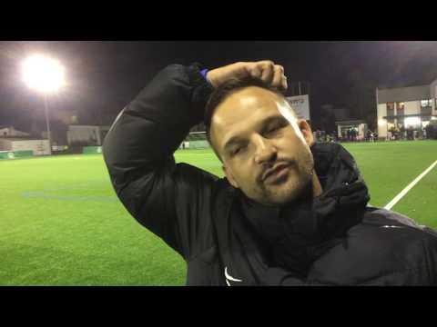 27.10.2017: FV Engers - Eintracht Trier 0:1 - Daniel Paulus (Trier) im Interview