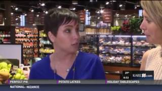 Healthy Thanksgiving Side Dishes (11/19/16 on KARE 11)