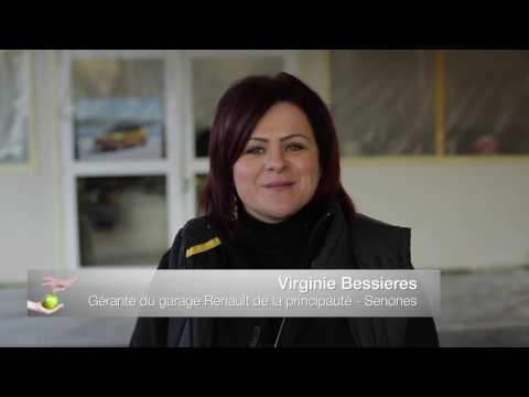 Virginie Bessières - Garage Renault  - Senones