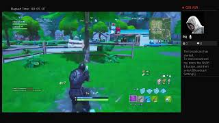 Fortnite best squad you can get -recon expert- / CODE- ClouT