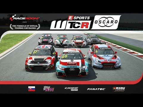 eSports WTCR | Round 04 – SLOVAKIARING [French Broadcast]