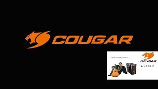 Обзор корпуса Cougar MX330-F