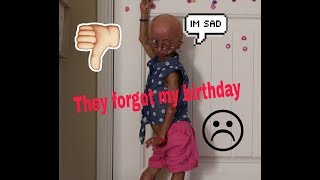 Video They forgot my birthday - Adalia Rose Funny Skit download MP3, 3GP, MP4, WEBM, AVI, FLV Oktober 2018