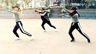 Moko Koza - PUISA dance choreography by Akehoto yeptho feat ETHNIC FUTURE