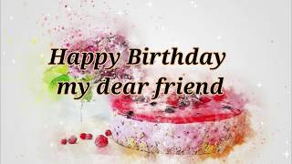 Birthday Messages For Friends, Happy Birthday Wishes For Friends With Images For Whatsapp & Facebook