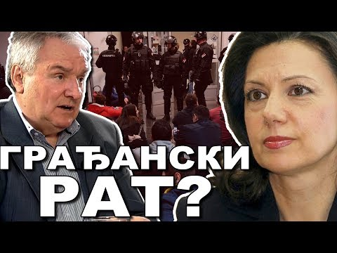 Vučić hoće građanski rat! (Skeniranje) - Sanda Rašković Ivić i Srećko Đukić
