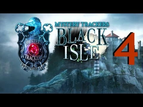 Mystery Trackers 3: Black Isle [04] W/YourGibs - Chapter 2 - West Wing 1/4