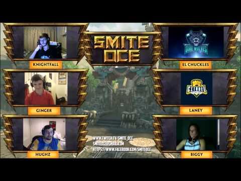 Deoceide! Smite Oceanic Weekly Podcast - Week 15!