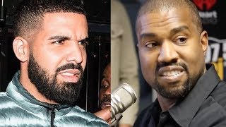 Drake Responds To Kanye West After He Revealed The REAL Reason Why Drake Dissed Him