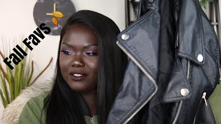 Current Fall Favorites 2017 || Nyma Tang