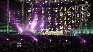 Son DamBi - Queen, 손담비 - 퀸, Music Core 20100814