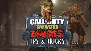 Call of Duty WW2 Zombies: 10 Tips & Tricks