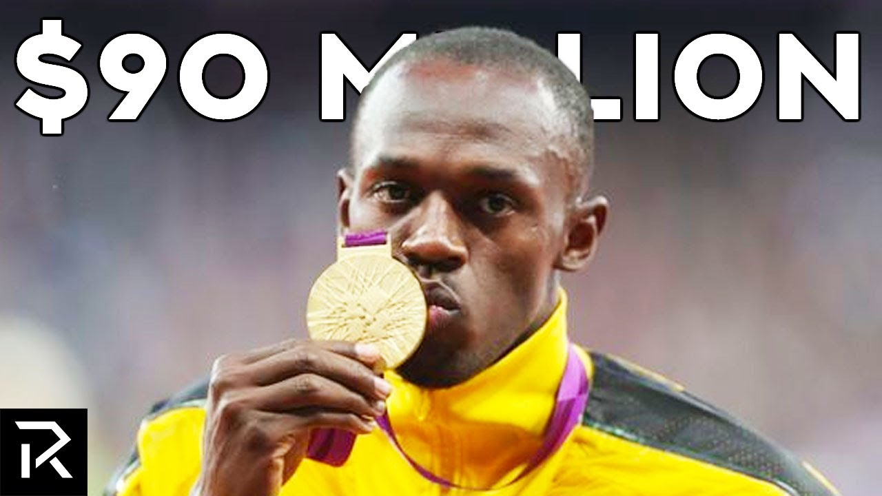 How Much Do Olympic Athletes Make?