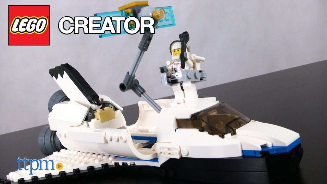 space shuttle explorer lego - photo #24