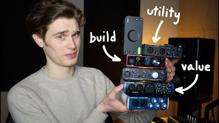 What is the Best Audio Interface under £100? (2021)