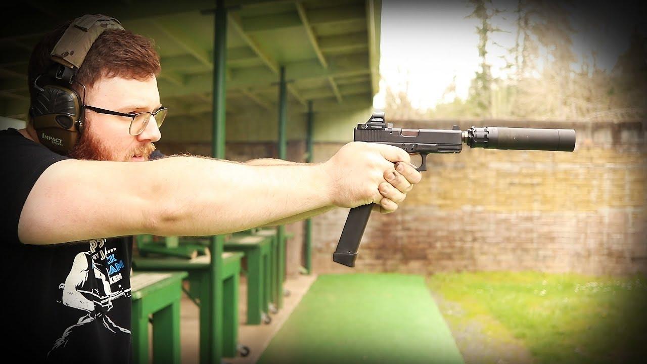 Faxon Firearms Threaded Glock Barrel Review