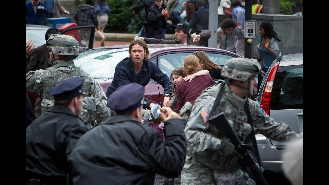 WORLD WAR Z avec Brad Pitt - bande-annonce VOST