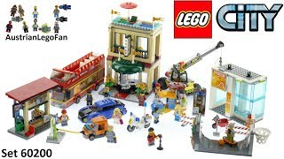 Lego City 60200 Hauptstadt - Lego Speed Build Review