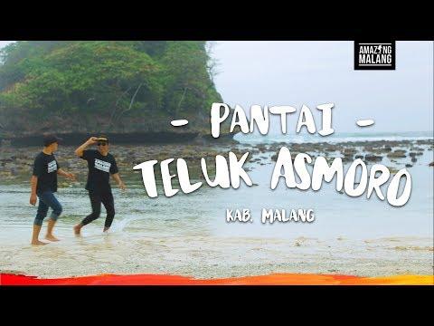 Pantai Teluk Asmoro Kabupaten Malang