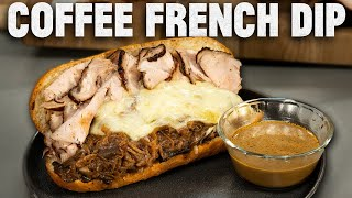Perfect Pork French Dip Sandwich Recipe | Mythical Kitchen