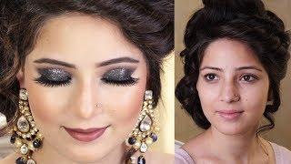 Bridal Reception Makeup