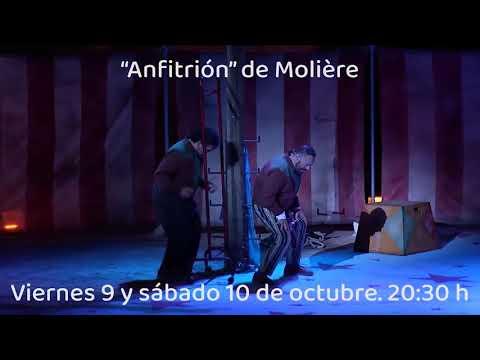 """""""Anfitrión"""", de Molière"""