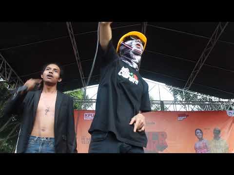 Asep Balon - Mening Jomblo Live @alun-alun Cililin KBB