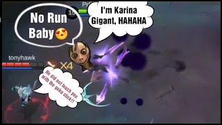Mobile Legends Epic Karina Gigant