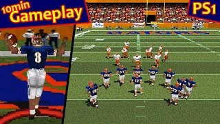 NCAA Gamebreaker 98 ... (PS1) 60fps