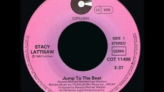 Stacy Lattisaw ~ Jump To The Beat 1980 Disco Purrfection Version
