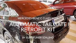 Mercedes-Benz C Class W205 Fac…