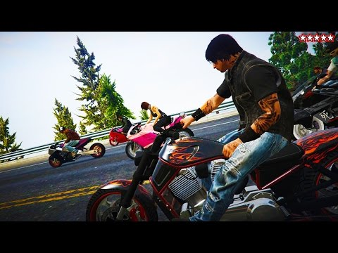 GTA 5 NEW PRE-HALLOWEEN DLC BIKE - NEW GTA 5 DLC SPENDING SPREE  - (GTA 5 Funny Moments)