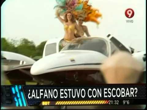 ¿Graciela Alfano estuvo con Pablo Escobar?