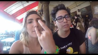 NATH Y RAMIRO TAKE LOS ANGELES PT.1 - #VINEVSTWITTER