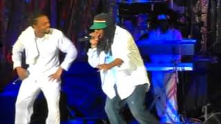 Blazer Dan & Machel Montano - Powder Puff / Be Mine Tonight - Live Performance