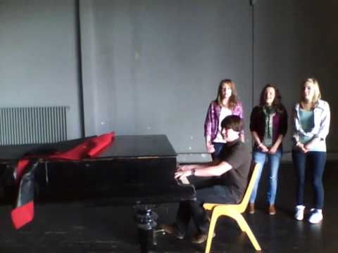 Don't believe -Menowin Fröhlich-us singing