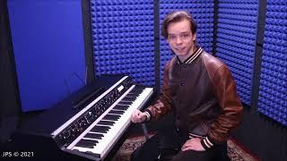A Premier Hand-Built Italian Digital Piano: The Viscount Legend '70's