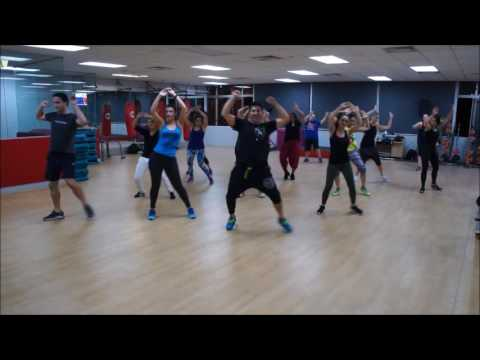 Bailame by Alex Sensation Ft. Yandel and Shaggy Zin 62 Zumba Choreo by Jorge E. Casanova