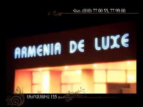 ARMENIA DE LUXE